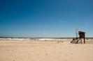 Cabo Polonio - rustig op het strand